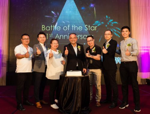 Battle of The Stars B2B Dinner and Dance